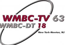 WMBC Channe 63/ Channel 18 New York - New Jersey