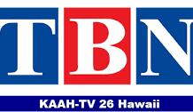 Channel 26 - TBN Hawaii